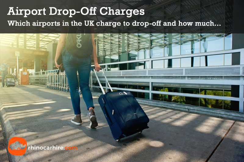 Airport Drop-Off Charges
